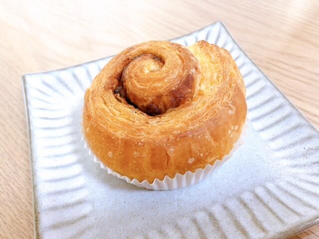 無印良品 糖質10g以下のパン シナモンロール②