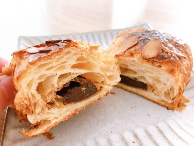 無印良品 糖質10g以下のパン パン・オ・ショコラ③
