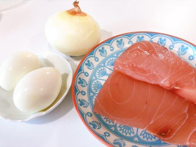 カジキのムニエル タルタルソース添え 材料