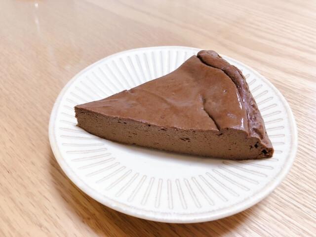豆腐のガトーショコラ 実食①