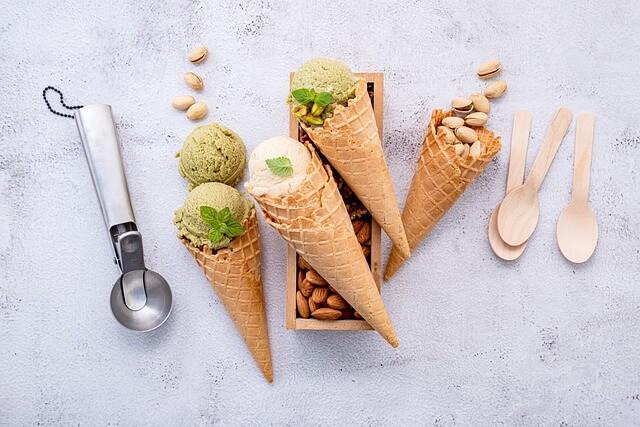 フスボンアイスを食べた感想 アイスの種類