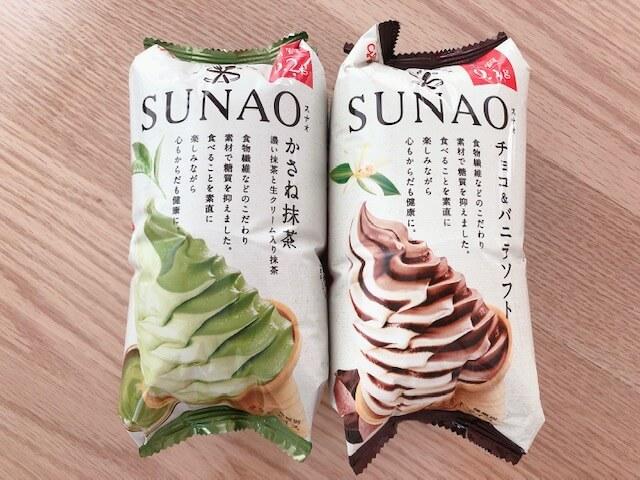 【コンビニ・通販で買える】糖質制限中におすすめの低糖質アイスまとめ SUNAO