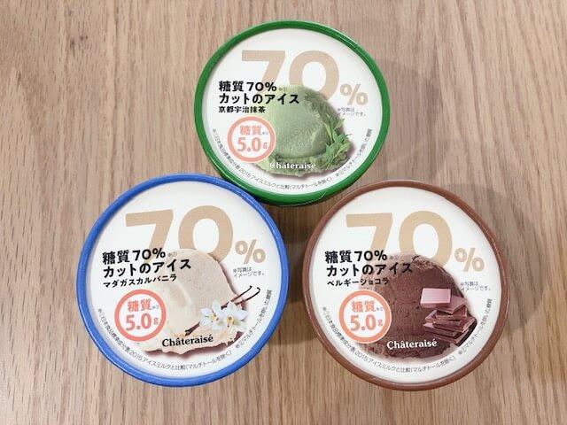 【コンビニ・通販で買える】糖質制限中におすすめの低糖質アイスまとめ シャトレーゼ
