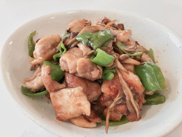 【ガリバタチキン】少ない調味料で絶対美味しいレシピ 完成